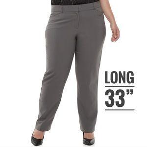 Women's APT. 9 Torie Modern Fit Straight Leg Pants